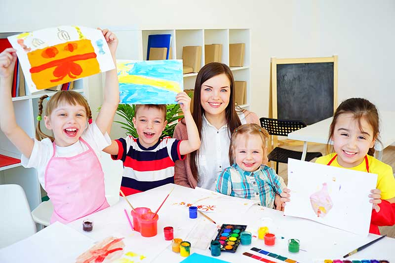 Childcare and playgroup